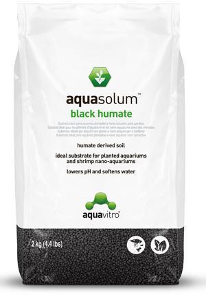 SEACHEM AQUASOLUM BLACK HUMATE