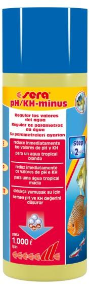 SERA PH/KH MINUS 250 ML