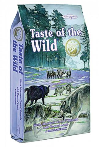 TASTE OF THE WILD SIERRA MONTAIN BORREGO