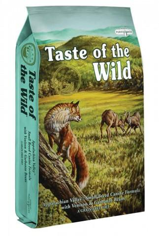 TASTE OF THE WILD SMALL BREED VEADO