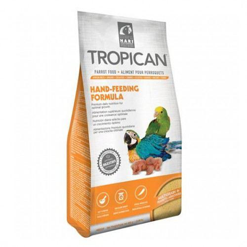 TROPICAN HAND FEEDING