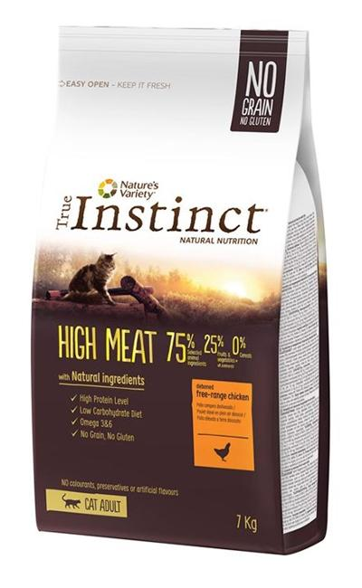 TRUE INSTINCT CAT HIGH MEAT FRANGO