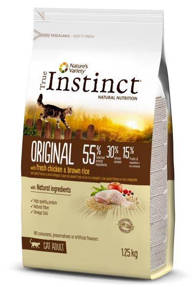 TRUE INSTINCT CAT ORIGINAL FRANGO