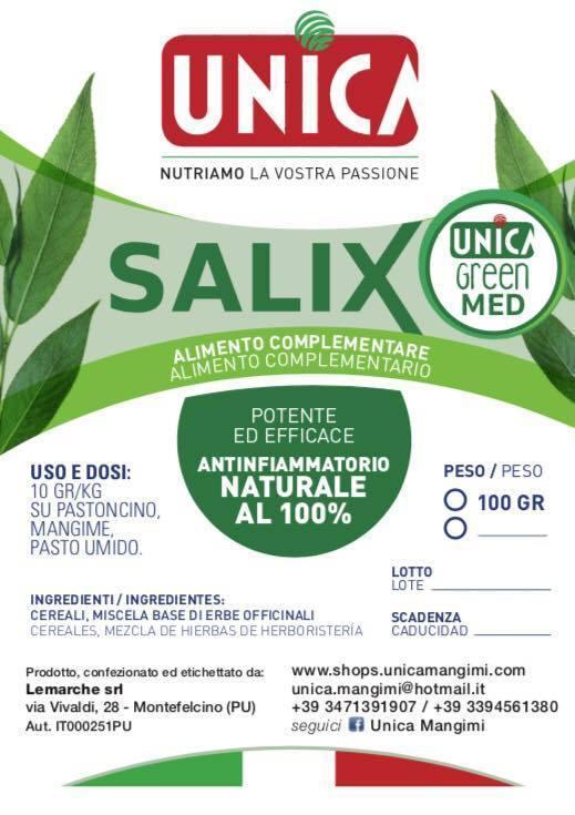 UNICA SALIX 25 GR