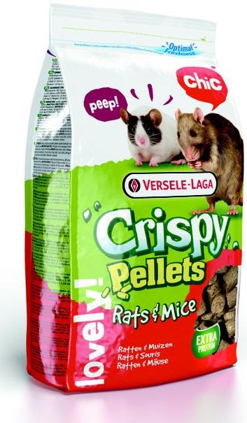 VL CRISPY PELLETS RATS & MICE