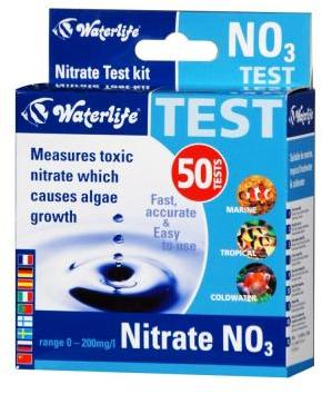WATERLIFE TESTE NITRATOS