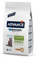 ADVANCE GATO STERILISED JUNIOR 1.5 KG