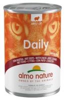 ALMO NATURE CAT DAILY GRAIN FREE PATO 400 GR