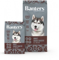 BANTERS GRAIN FREE 15 KG