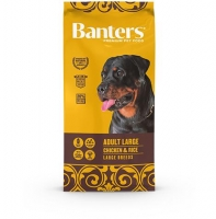 BANTERS LARGE CHICKEN 15 KG