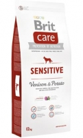BRIT CARE SENSITIVE VENISON & POTATO 12KG