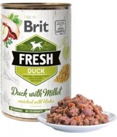 BRIT FRESH DUCK 400 GR