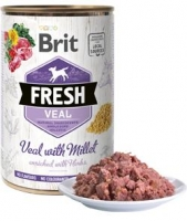 BRIT FRESH VEAL 400 GR