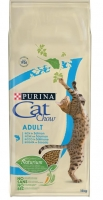 CAT CHOW ADULTO SALMÓN 15 KG