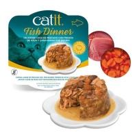 CAT IT DINNER ATUM & CENOURA 80 GR