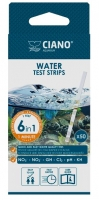 CIANO WATER TEST STRIPS 6 IN 1