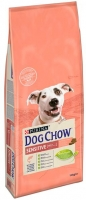 DOG CHOW ADULTO SENSITIVE SALMÃO 14 KG