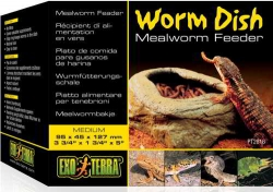 EXO TERRA WORM DISHES