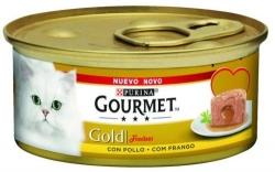 GOURMET GOLD FONDANT FRANGO 85GR