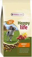 HAPPY LIFE ADULT BEEF 15 KG*