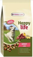 HAPPY LIFE ADULT LAMB 15 KG*