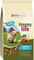 HAPPY LIFE JUNIOR CHICKEN 10 KG*