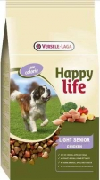 HAPPY LIFE LIGHT SENIOR CHICKEN 15 KG