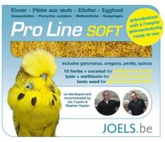 JOELS PROLINE BUDGIE SOFT 5KG