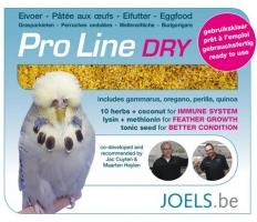 JOELS PROLINE BUDGIE DRY 5KG