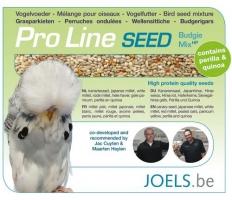 JOELS PROLINE BUDGIE MIX 20 KG