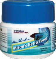 O.N. ATISONS BETTA FOOD