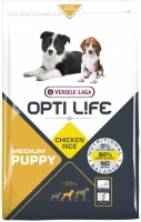 OPTI LIFE PUPPY MEDIUM 12.5KG