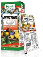 PINETA ANTISTERIL 250 GR