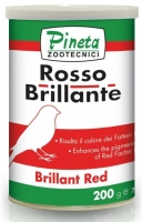 PINETA ROSSO BRILHANTE 200 GR
