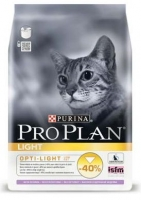 PRO PLAN GATO LIGHT PERU 3 KG