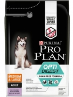 PRO PLAN MEDIUM & LARGE GRAIN FREE PERU