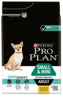 PRO PLAN SMALL & MINI OPTIDIGEST BORREGO 3KG