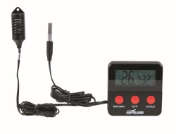 REPTILAND DIGITAL HIGROMETER WITH REMOTE SENSOR