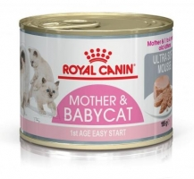 ROYAL CANIN CAT WET MOTHER & BABYCAT 195 GR
