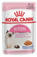 ROYAL CANIN CAT WET KITTEN JELLY 85 GR
