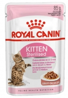 ROYAL CANIN CAT WET KITTEN STERILISED MOLHO 85 GR