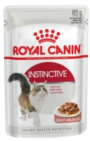 ROYAL CANIN CAT WET INSTINCTIVE MOLHO 85 GR