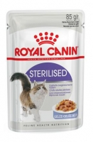 ROYAL CANIN CAT WET STERILISED JELLY 85 GR
