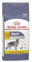ROYAL CANIN MAXI ADULT 15 + 3 KG