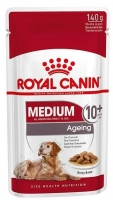 ROYAL CANIN MEDIUM AGEINF +10 85 GR