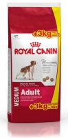 ROYAL CANIN MEDIUM ADULT 15+3 KG