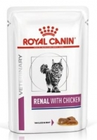 ROYAL CANIN RENAL WITH CHICKEN 12 x 85 GR