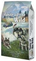 TASTE OF THE WILD PACIFIC PUPPY SALMÃO