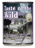 TASTE OF THE WILD BORREGO 390GR