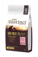 TRUE INSTINCT CAT HIGH MEAT SALMAO